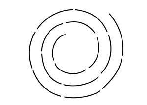 spiralée